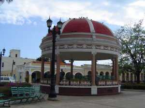 El centro de mi ciudad, Cienfuegos, la linda Perla del Sur