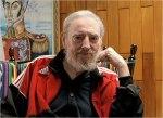 Fidel Castro anuncia su retiro