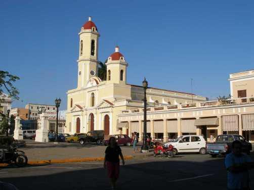 Cúpulas de la Catedral de Cienfuegos