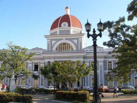 Cúpula del Palacio de Gobierno