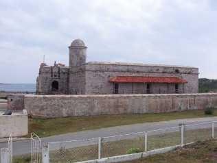 Cúpula de la Fortaleja de Jagua