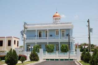Cúpula del Palacio Azul