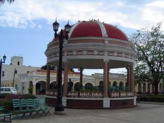 Glorieta del Parque José Martí
