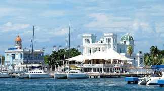 Club Cienfuegos (antiguo Yacht Club)