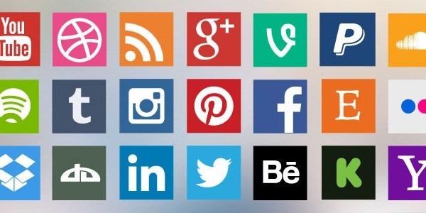 Sitio Del Día Picons Iconos De Redes Sociales Para: Íconos De Redes Sociales Para Usar De Manera Gratuita