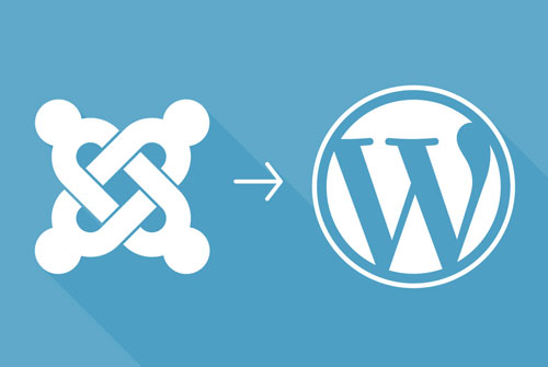 Tutorial paso a paso para actualizar un sitio web de Joomla a Wordpress