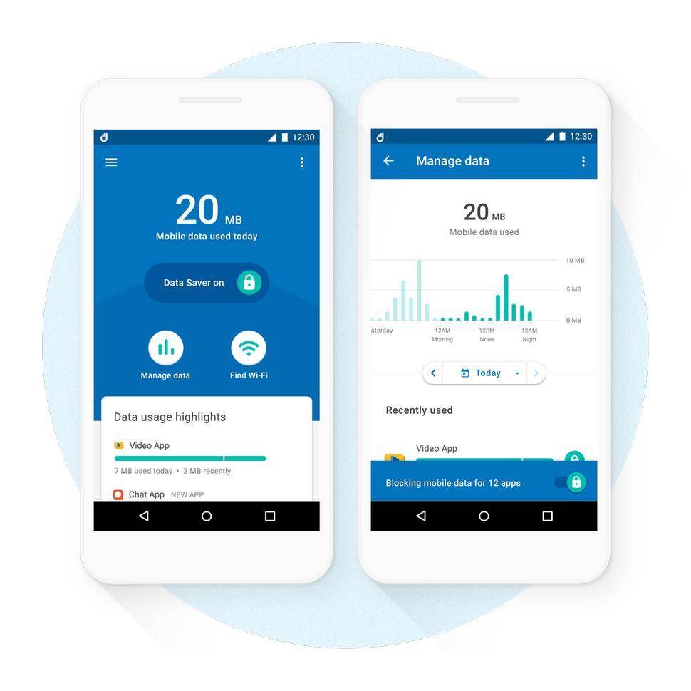 Datally: una app para controlar los datos móviles